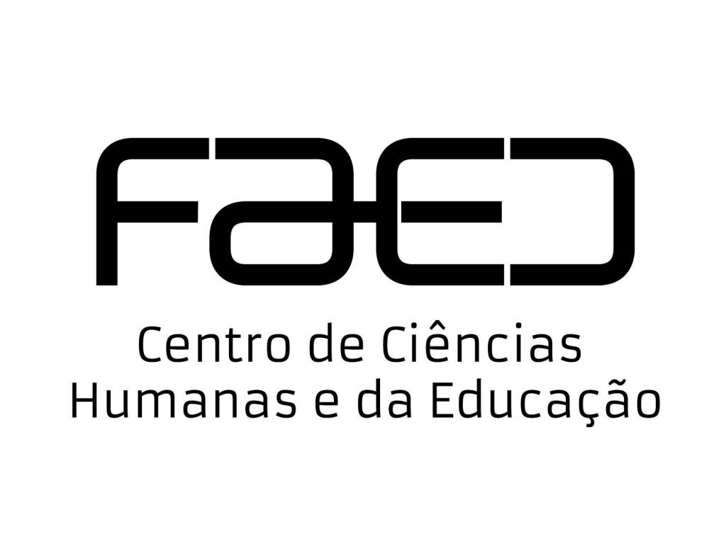 Logo da Faed - Centro de Ciências Humanas e da Educação